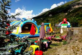 Espace jeux enfants Bulle de loisirs