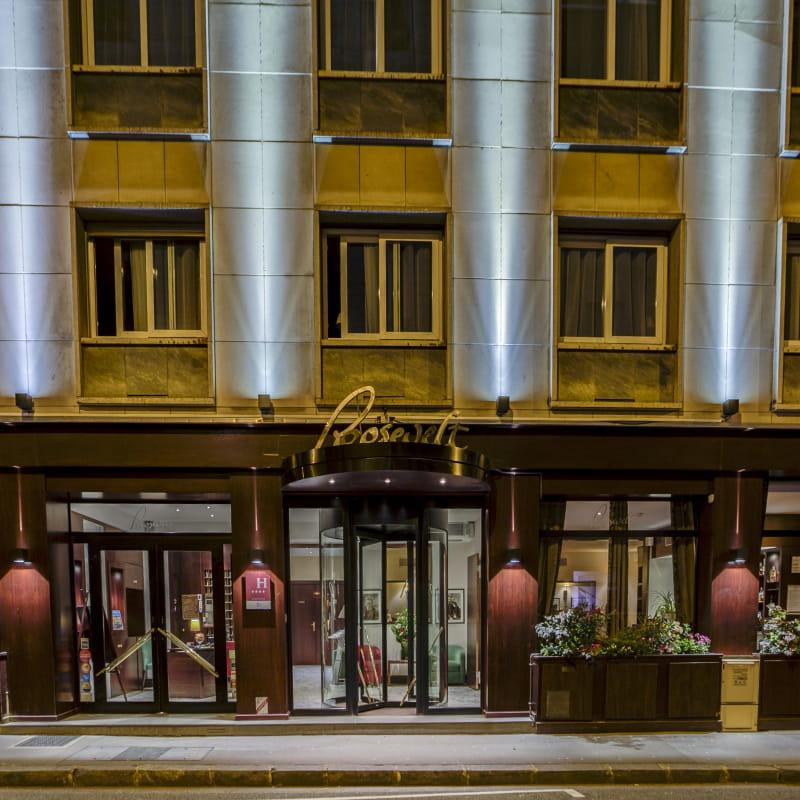 Hôtel Le Roosevelt