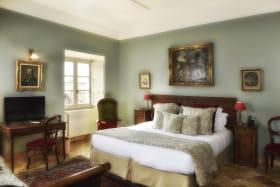16 chambres chambre pour prolonger le plaisir - Restaurant Le Clair de la Plume