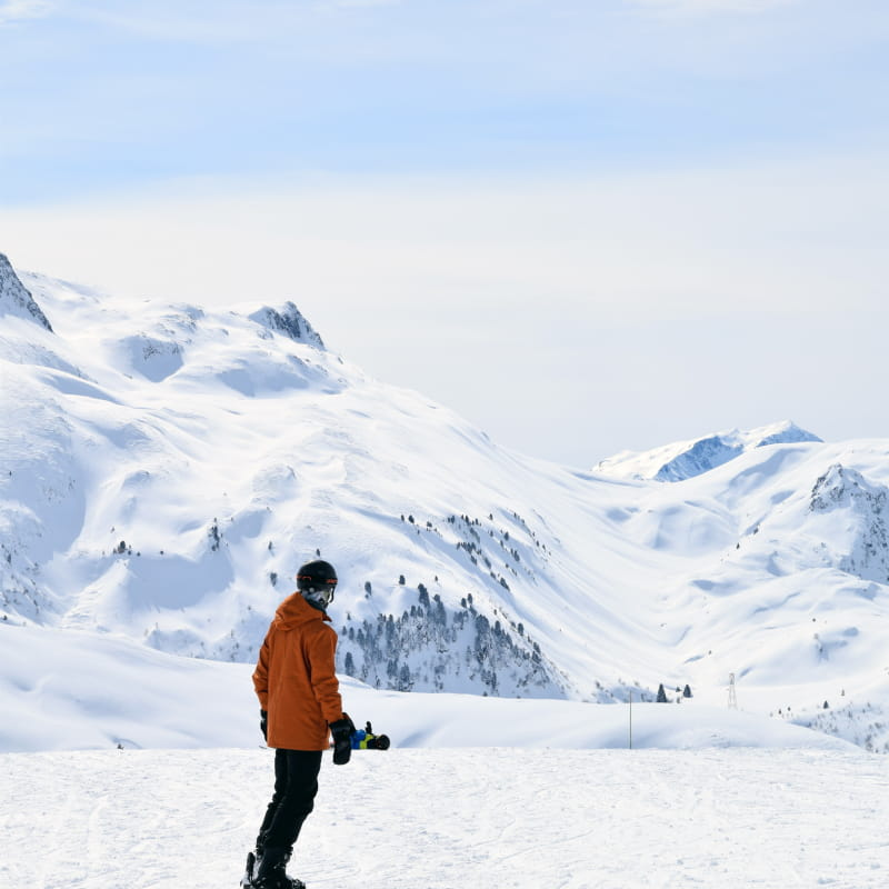 Stage de snowboard