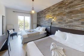 chambre panoramique plus avec terrasse