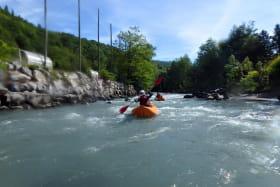 Kayakraft - Rêve d'eau - Vallée de la Plagne