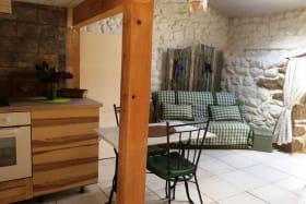 Gîte Petit Estancòt intérieur