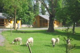 Camping de la Haute Sioule Saint Bonnet Près Orcival extérieur 1