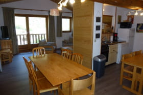 Tralenta Dispersé - Appartement 3 pièces cabine 6 personnes - CHEN9