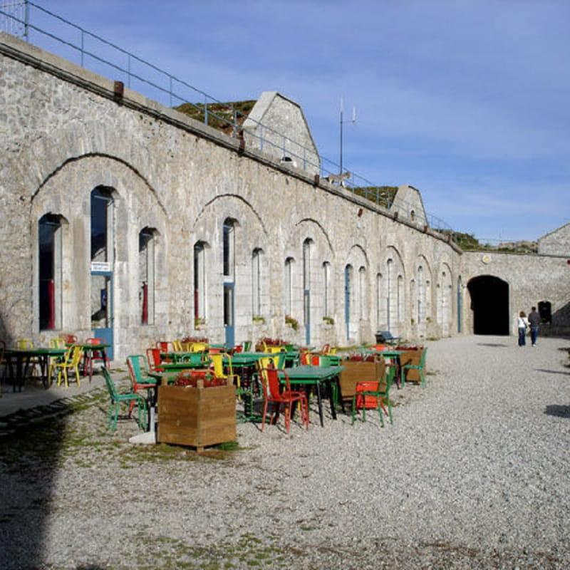 Restaurant Fort Saint Eynard