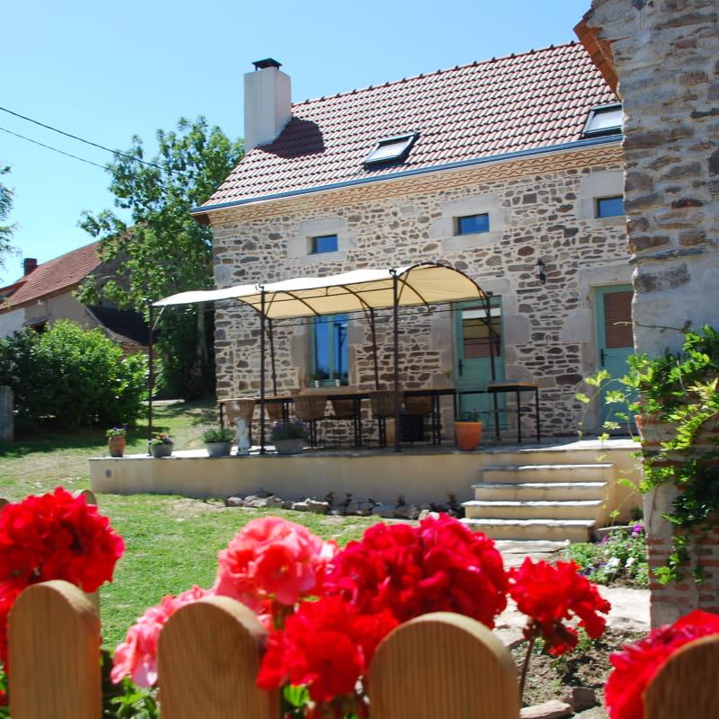 Maison Balady Gite Forêt des Colettes