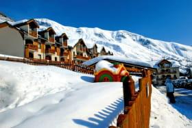 L'Ouillon - Odalys - hiver