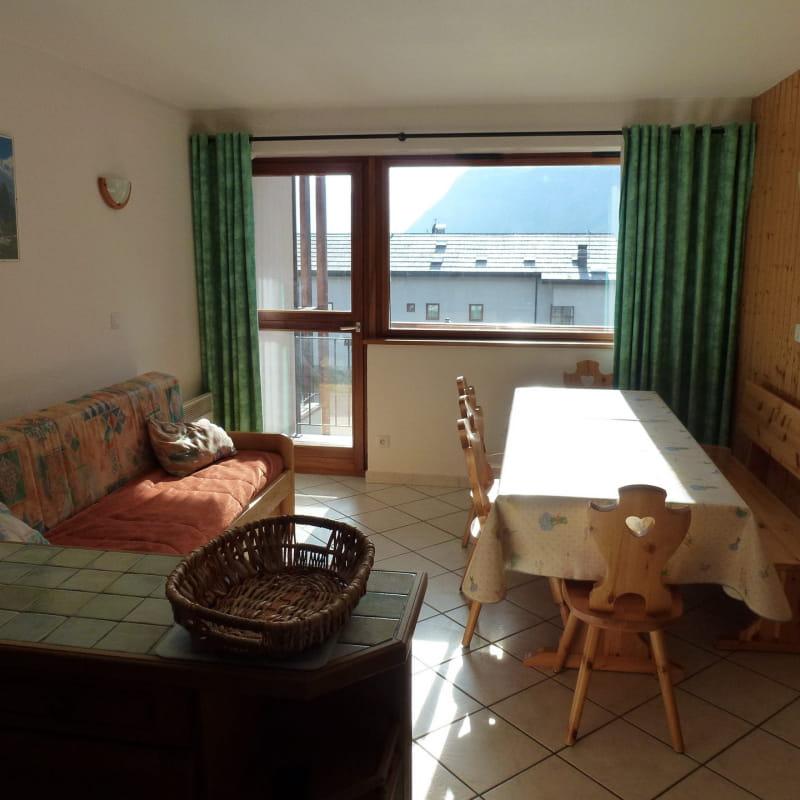 Résidence Les Balcons Des Curtious - Appartement 4 pièces cabine 8 personnes - BB10