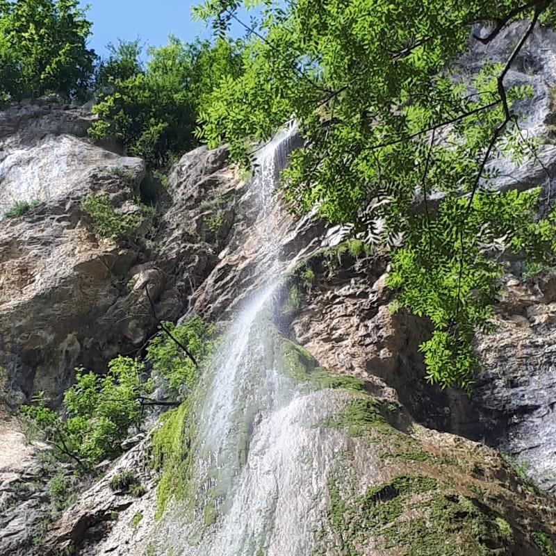 cascade de Luizet