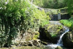Source de la Doye à Nantua
