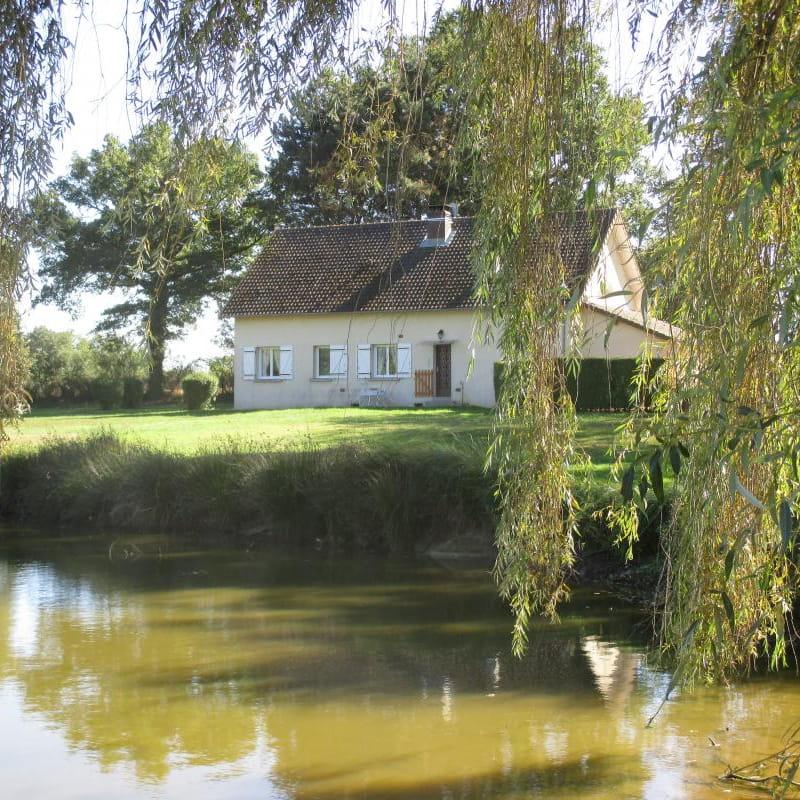La Maison de l'Etang Magaud