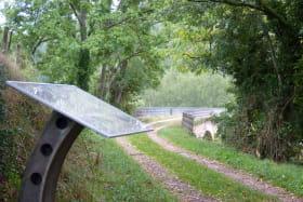 Sentier du Tacot à Juré