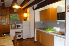 Kitchenette + coin repas