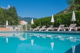 La piscine du Savoy