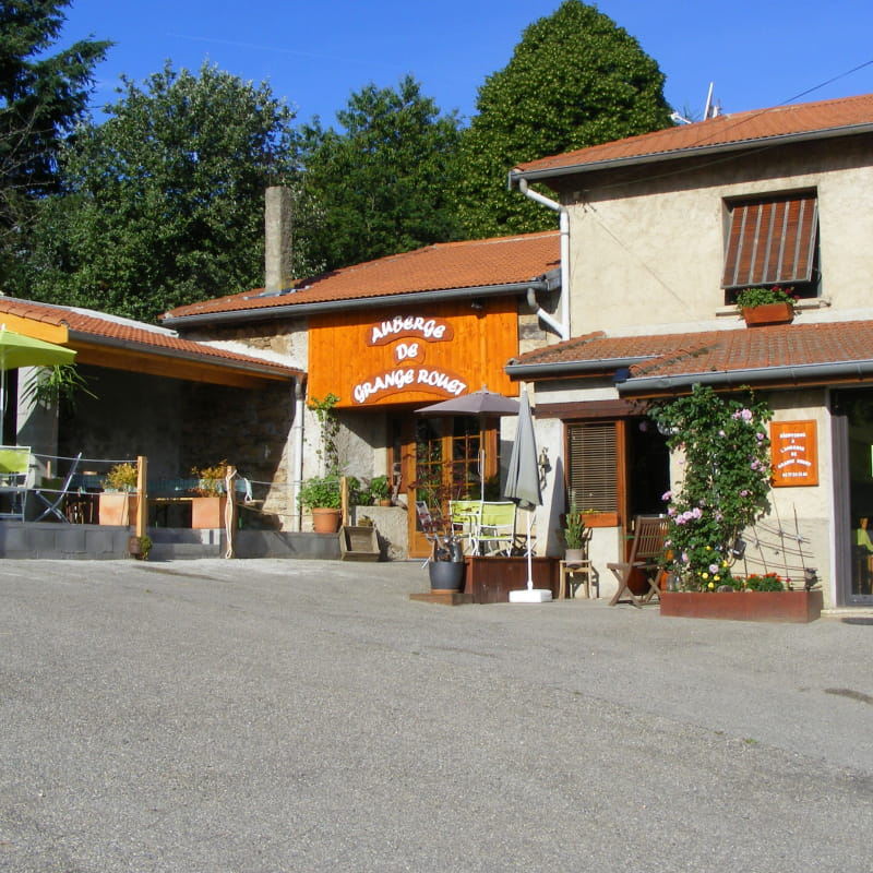 Auberge de Grange Rouet