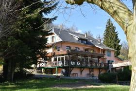 Le restaurant des Lodges du lac