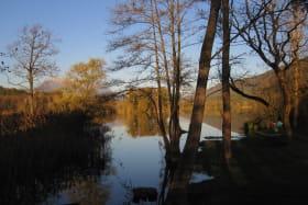 Promenade confort : Sentier du lac et randocroquis des rives du Coisétan