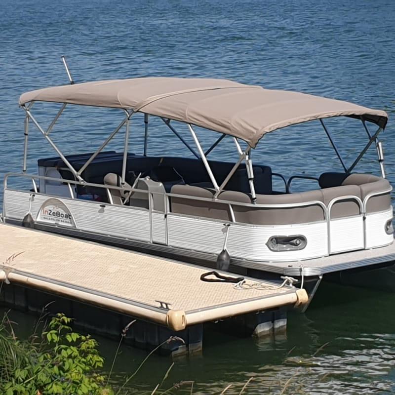 Balades en bateau sur la Saône