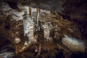 Grand Site de l'Aven d'Orgnac – La Grotte