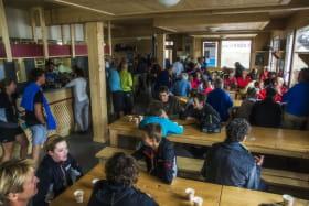 Col de la Vanoise - restaurant
