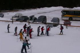 sation de ski nordique
