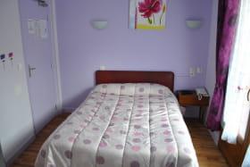 Hôtel La Cascade Orcival chambre 2