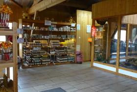 Boutique de la Miellerie La Grange aux Abeilles à Estivareilles