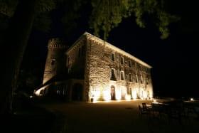 Hôtel Château les Oliviers de Salettes