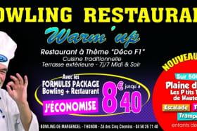 formules Bowling Restaurant