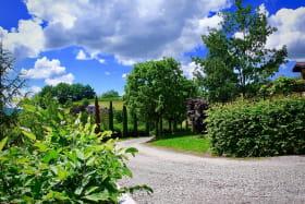 Gite le Paradis*** Pont en Royans Vercors - Gite 319101 - Ocre - Vue sur le Vercors