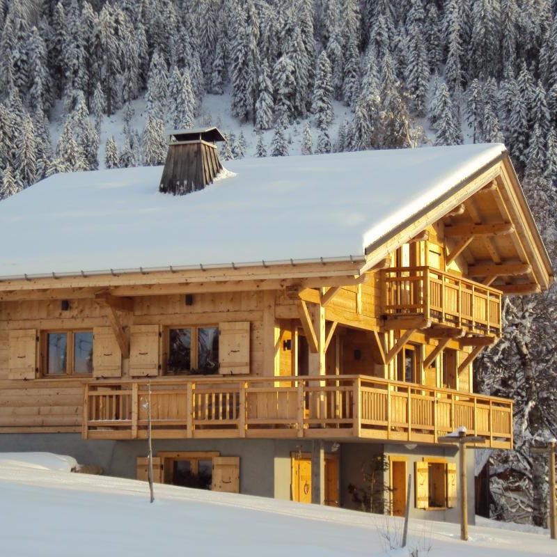 Le gîte est au pied de l'une des Plus grandes forêts d'Europe (sentiers, randos), et au pied des alpages, des pistes de ski.