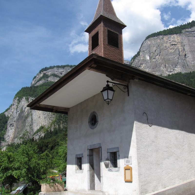 Chapelle de Luzier