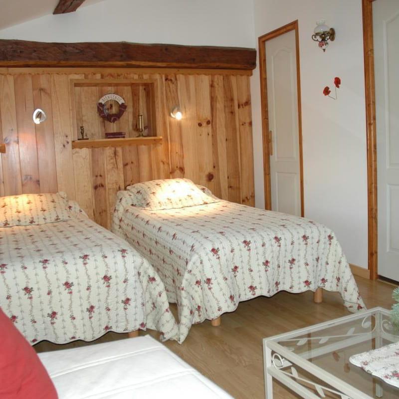 Chambres d'hôte La Hulotte