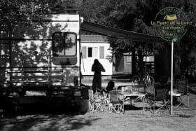 Accueil de camping-cars
