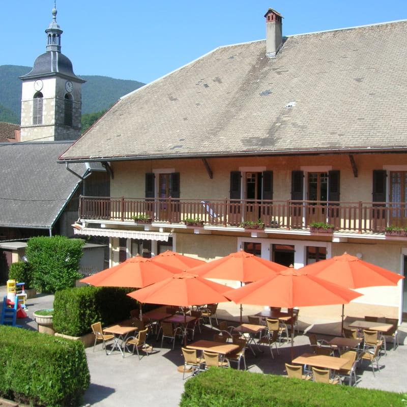 Auberge du Marmiton - Restaurant - Dingy-Saint-Clair