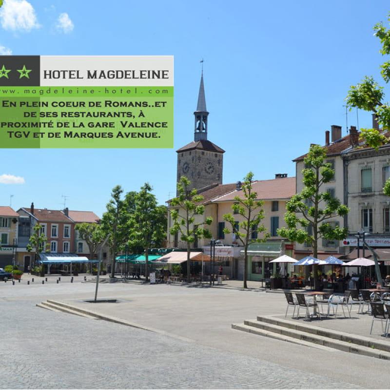 Hôtel Magdeleine