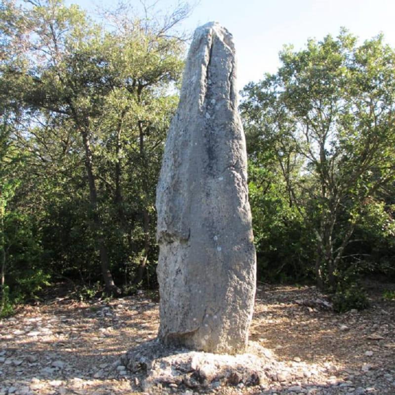 Menhir du Colombier