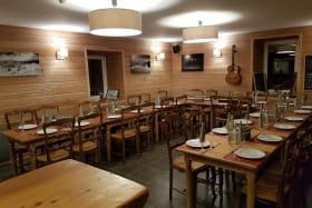 Restaurant la Gentiane