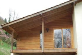 Chambres d'Hôtes à St Chef : 2 chambres sur la Colline
