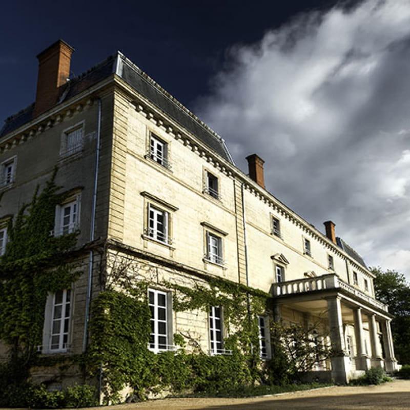 Château de Bellevue à Villié-Morgon