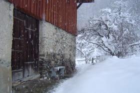 Vue extérieure hiver