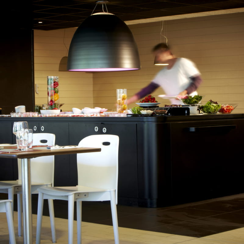 Hôtel Restaurant Campanile Lyon centre - Gare Part-Dieu