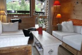 Salon - accès balcon