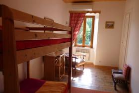 la chambre 2 lits superposés