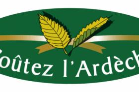 Goutez l'Ardèche logo