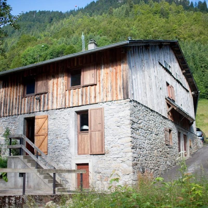 Chalet de l'Arpettaz - 180 m² - n°110