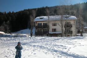 le_vieux_logis en hiver