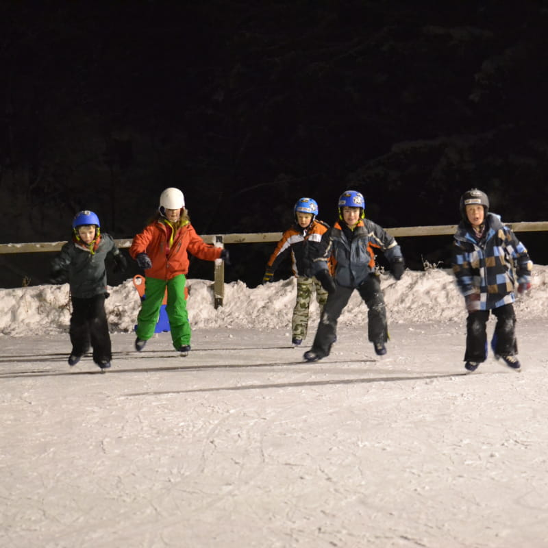 Val-Cenis patinoire