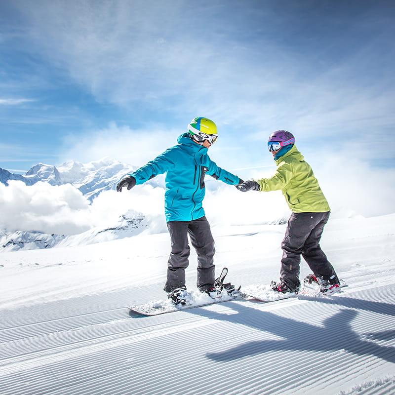 Cours de snowboard (adultes / enfants)